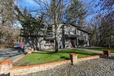 Grants Pass Single Family Home For Sale: 803 Red Mountain Road