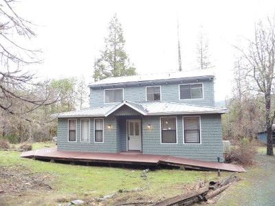 Rogue River Single Family Home For Sale: 1500 Sykes Creek Road