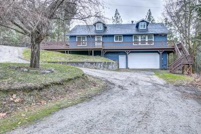 Rogue River Single Family Home For Sale: 3644 E Evans Creek Road