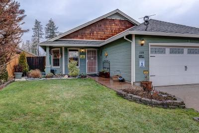 Merlin, Sunny Valley, Wimer, Rogue River, Wilderville, Grants Pass, Hugo, Wolf Creek, Murphy Single Family Home For Sale: 1728 SW Waterstone Drive