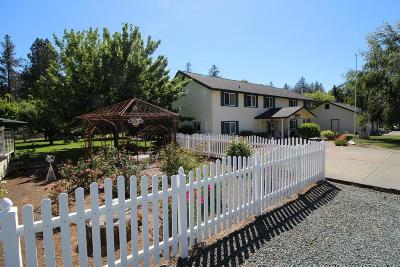 Grants Pass Single Family Home For Sale: 339 Oxyoke Road