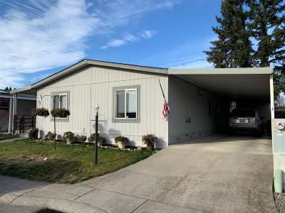 Medford Mobile Home For Sale: 93 Northridge Terrace #48