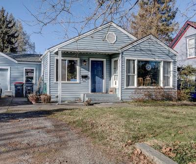 Medford Single Family Home For Sale: 728 Newtown Street