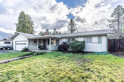 Merlin, Sunny Valley, Wimer, Rogue River, Wilderville, Grants Pass, Hugo, Wolf Creek, Murphy Single Family Home For Sale: 221 Sky Crest Drive