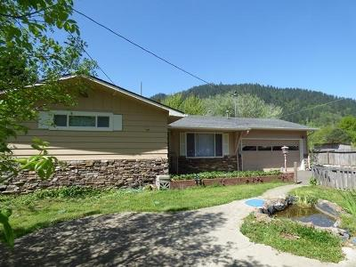 Gold Hill Single Family Home For Sale: 4793 Rogue River Highway