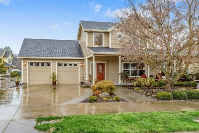 Central Point Single Family Home For Sale: 537 Silver Creek Drive