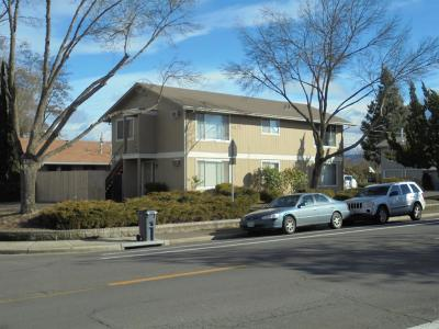 Central Point Multi Family Home For Sale: 348 N 2nd. Street #1-4