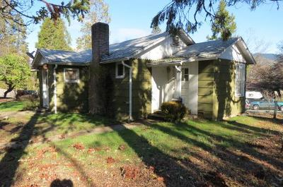 Grants Pass Single Family Home For Sale: 432 NW Pleasant View Drive