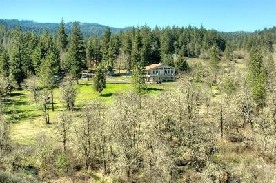 Eagle Point Single Family Home For Sale: 13210 Butte Falls Highway