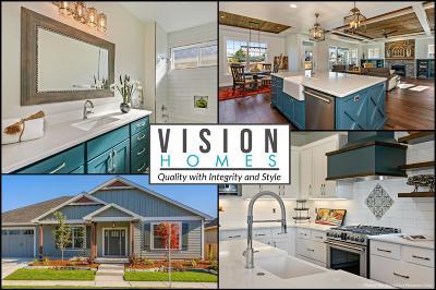 Medford Single Family Home For Sale: 3219 Fallen Oak Drive