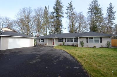 Grants Pass Single Family Home For Sale: 1829 Hubbard Lane