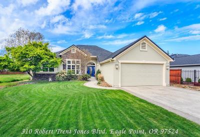 Eagle Point Single Family Home For Sale: 310 Robert Trent Jones Boulevard