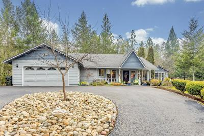 Grants Pass Single Family Home For Sale: 156 Sherwood Lane