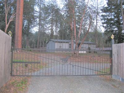 Grants Pass Single Family Home For Sale: 4853 Williams Highway