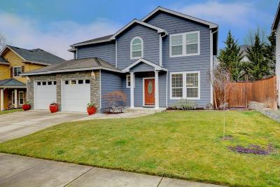 Single Family Home For Sale: 4549 Wolf Run Drive