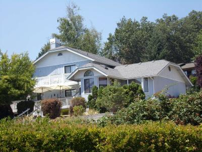 Grants Pass Single Family Home For Sale: 1725 NW Crescent Drive
