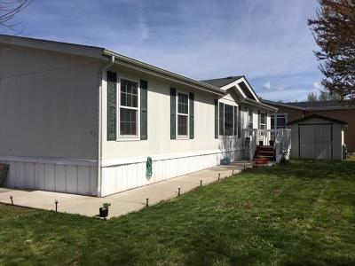 Medford Mobile Home For Sale: 10 E South Stage Road #422