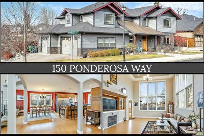 Eagle Point Single Family Home For Sale: 150 Ponderosa Way