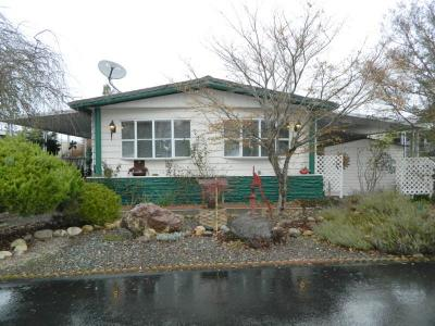 Grants Pass OR Mobile Home For Sale: $49,900