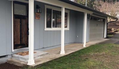 Jacksonville Single Family Home For Sale: 335 Gold Terrace