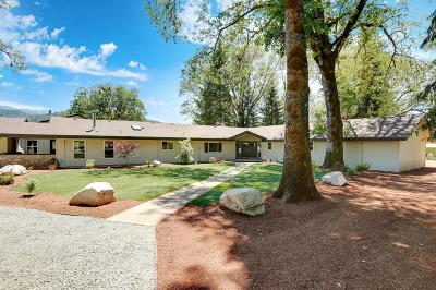 Josephine County Single Family Home For Sale: 4001 Deer Creek Road