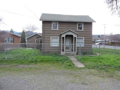 Talent Single Family Home For Sale: 201 W Main Street