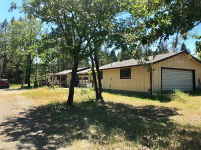 Cave Junction OR Single Family Home For Sale: $199,000