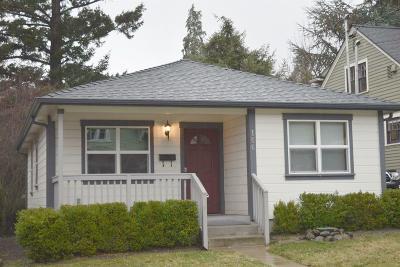Ashland Single Family Home For Sale: 166 Sherman Street