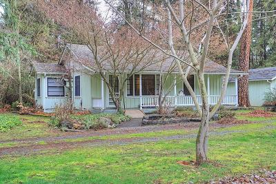 Grants Pass Single Family Home For Sale: 3700 Rogue River Highway