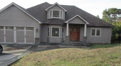 Medford Single Family Home For Sale: 4544 Cloudcrest Drive