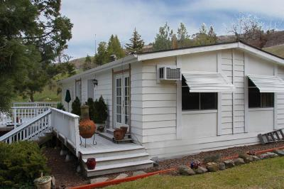 Medford Single Family Home For Sale: 4324 N Foothill Road