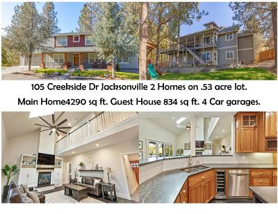 jacksonville Single Family Home For Sale: 105 Creekside Drive