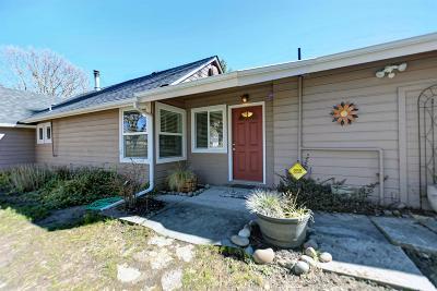 Jackson County, Josephine County Single Family Home For Sale: 125 Hudspeth Lane