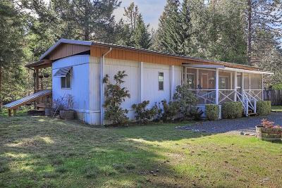 Jackson County, Josephine County Single Family Home For Sale: 249 Udee Road