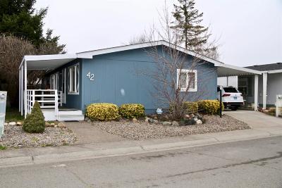Medford Mobile Home For Sale: 93 Northridge Terrace #42
