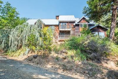 Grants Pass Single Family Home For Sale: 1996 Murphy Creek Road