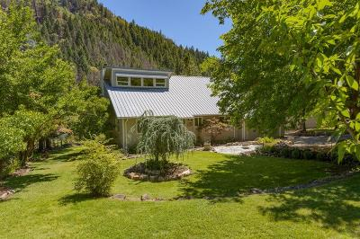 Rogue River Single Family Home For Sale: 19030 E Evans Creek Road