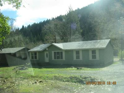Single Family Home For Sale: 1262 Upper Powell Creek Road