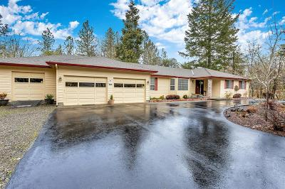 Grants Pass OR Single Family Home For Sale: $465,000
