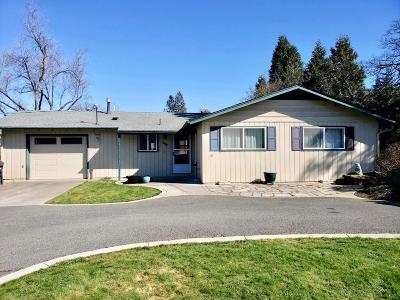 Jacksonville Single Family Home For Sale: 490 G Street