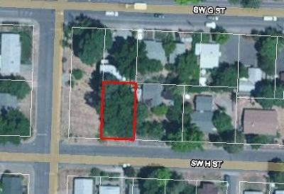 Residential Lots & Land For Sale: SW H Street