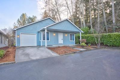 Grants Pass OR Single Family Home For Sale: $199,500