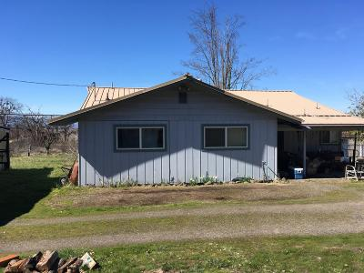Central Point Single Family Home For Sale: 6013 Foothill Road