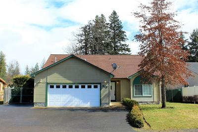 Butte Falls Single Family Home For Sale: 815 Redwood Avenue