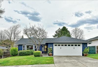 Medford Single Family Home For Sale: 1862 Valley View Drive