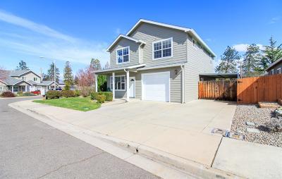 Phoenix Single Family Home For Sale: 1027 Megan Lane