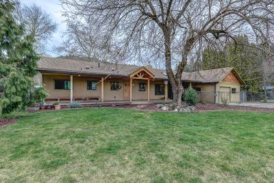 Jackson County, Josephine County Single Family Home For Sale: 3120 Griffin Creek Road