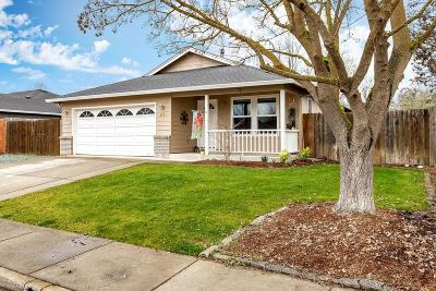 Central Point Single Family Home For Sale: 1855 Cottonwood Drive