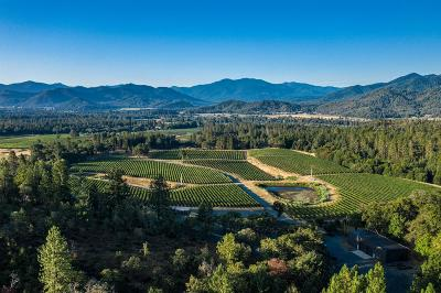 Grants Pass Farm For Sale: 222 Missouri Flat Road
