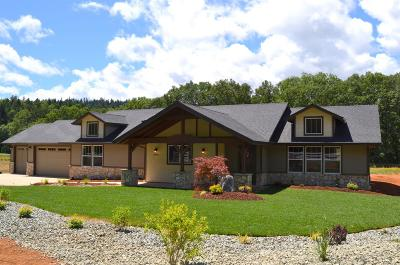 Grants Pass Single Family Home For Sale: 2001 Marcy Loop Road